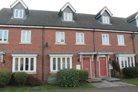 3 bedroom townhouse for sale - Ormonde Close, Grantham