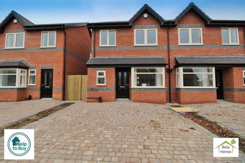 3 bedroom semi-detached house for sale - Northern Avenue, Much Hoole, Preston