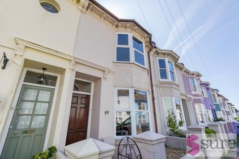 4 bedroom terraced house to rent - Windmill Street, Brighton