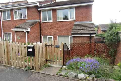 1 bedroom terraced house to rent - Stoke Valley Road, Exeter