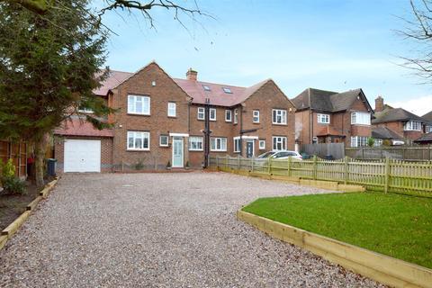 4 bedroom semi-detached house for sale - Burley Hill, Allestree Park, Derby