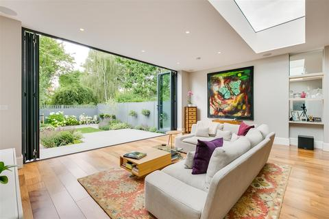 5 bedroom semi-detached house for sale - Abinger Road, Chiswick