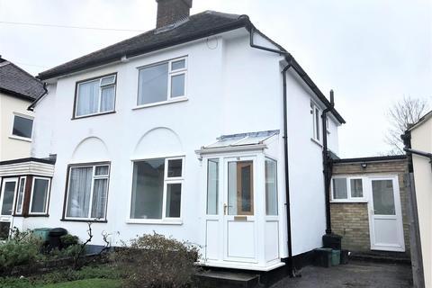 2 bedroom semi-detached house to rent - Walden Avenue, Chislehurst