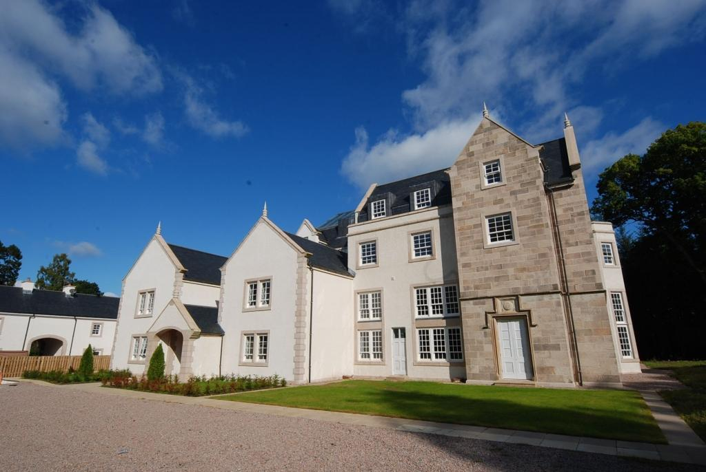 3 Bedrooms Apartment Flat for sale in Apartment 4 Killearn House, Killearn, G63 9QH
