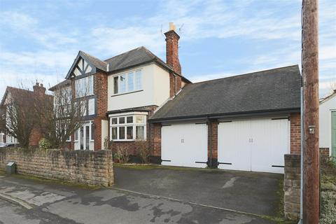 5 Bedroom Detached House For Sale Park Road Woodthorpe Nottinghamshire Ng5 4hr
