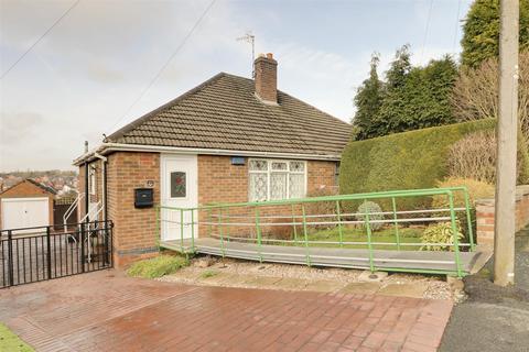 2 bedroom semi-detached bungalow for sale - Jenned Road, Arnold, Nottinghamshire, NG5 8FT