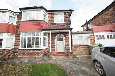 4 bedroom semi-detached house for sale - Bushmoor Crescent, Shooters Hill, London, SE18