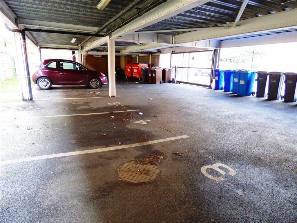 Undercroft Parking: