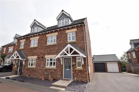 4 bedroom semi-detached house for sale - Ivy Bank Close, Ingbirchworth, Sheffield, S36