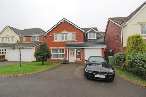 5 bedroom detached house for sale - Windsor Clive Drive, Parc Rhydlafar