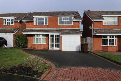 4 bedroom detached house to rent - Austrey Close, Knowle