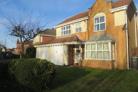 4 bedroom detached house to rent - Bishops Meadow, Sutton Coldfield