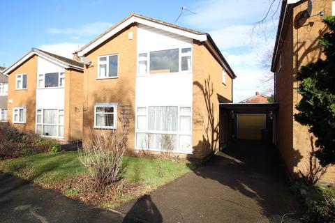 4 bedroom detached house for sale - Berkeley Road, Loughborough