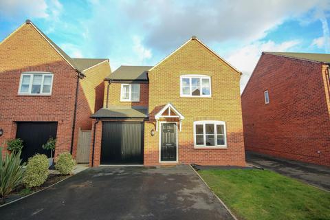 4 bedroom detached house for sale - Kimbolton Way, Boulton Moor