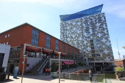 1 bedroom apartment for sale - The Cube, Wharfside Street, Birmingham
