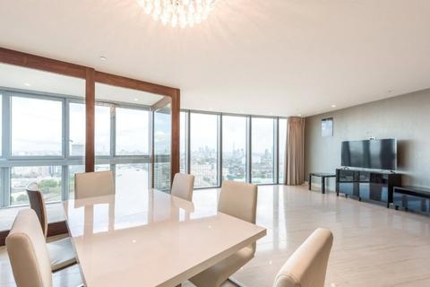 3 bedroom apartment - The Tower, St. George Wharf, Vauxhall