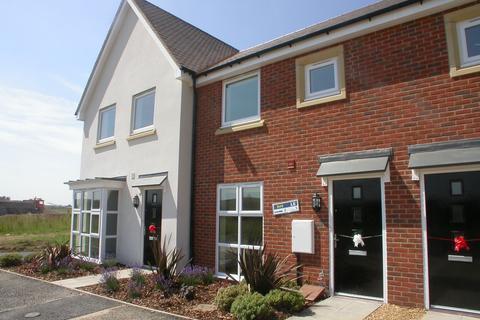 3 bedroom terraced house to rent - Broughton, Milton Keynes MK10