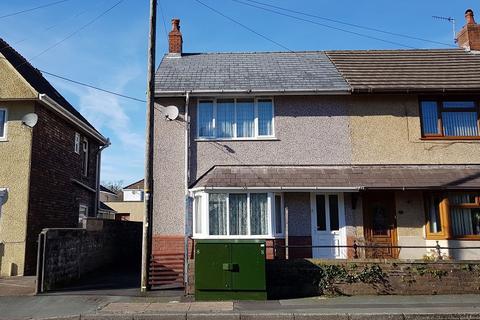 2 bedroom semi-detached house for sale - Glanrhyd Road, Ystradgynlais, Swansea.
