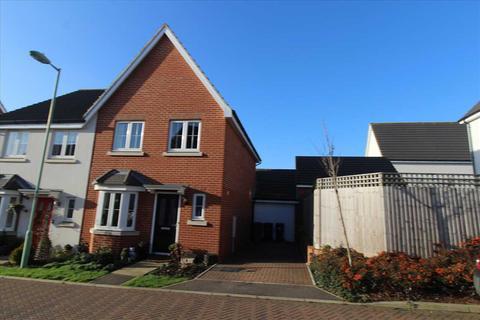 3 bedroom house for sale - Crossbill Road, Stowmarket