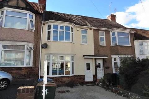 3 bedroom terraced house to rent - Leyland Road, Allesley, Coventry, CV5 8JA