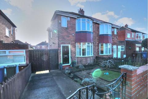 2 bedroom semi-detached house for sale - Wharmlands Road, Newcastle upon Tyne, NE15 7UB