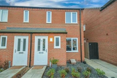 2 Bedroom Semi Detached House For Sale Stayers Road Bessacarr Doncaster