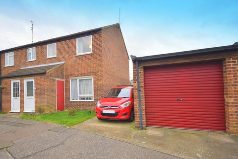 3 bedroom semi-detached house for sale - Peggotty Close, Chelmsford, CM1 4XU