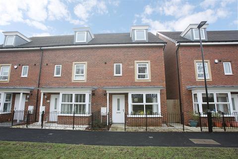 4 bedroom end of terrace house for sale - Ryder Court, Killingworth