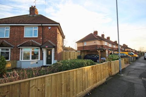 2 bedroom semi-detached house for sale - 21St Avenue, Hull
