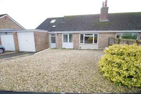 3 bedroom semi-detached bungalow for sale - Moor Lea, Braunton