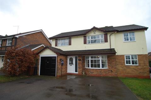 4 bedroom detached house for sale - Rea Close, East Hunsbury, Northampton