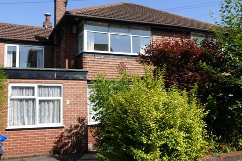 4 Bedroom Semi Detached House To Rent Beech Grove Manchester M14