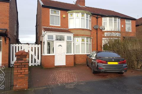 3 bedroom semi-detached house to rent - Kingsway, Manchester, M19