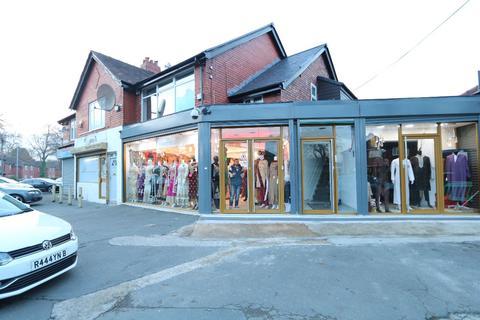 Shop for sale - 60 Birch Hall lane Manchester M13 0XL