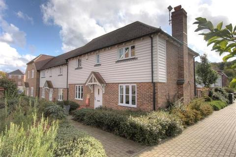 3 bedroom terraced house to rent - Clearheart Lane, Kings Hill, ME19 4GT
