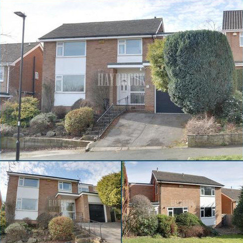 4 bedroom detached house for sale - Silverdale Road, Ecclesall, Sheffield, S11 9JL
