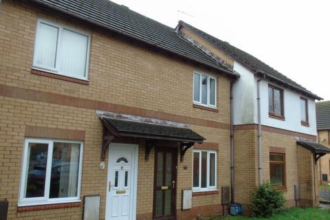 2 bedroom terraced house to rent - 28 Clos Cilsaig Dafen Llanelli Carmarthenshire