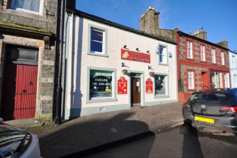Cafe for sale - Central Cafe, 17 George Street, Whithorn, DG8 8NS
