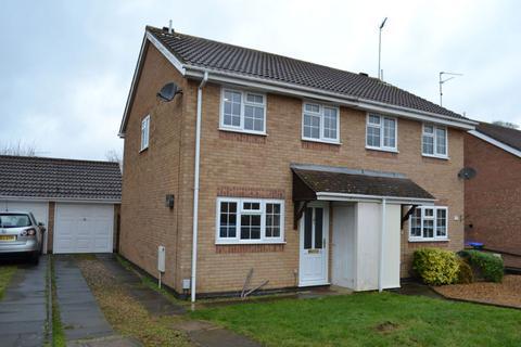 3 bedroom semi-detached house for sale - Cullahill Court, West Hunsbury, Northampton NN4 9YJ