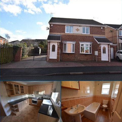 2 bedroom semi-detached house to rent - Hambleton Drive, Seaham, County Durham, SR7