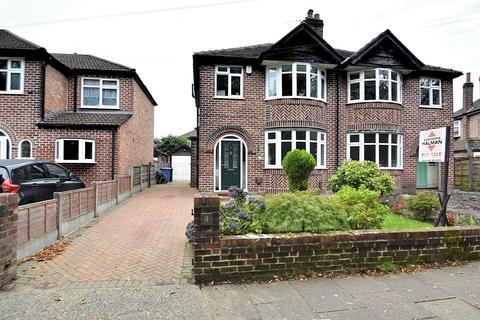 3 bedroom semi-detached house for sale - Alma Road, Sale