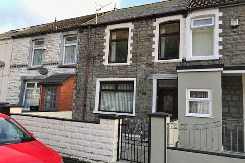 3 bedroom terraced house for sale - Carlyle Street, Abertillery