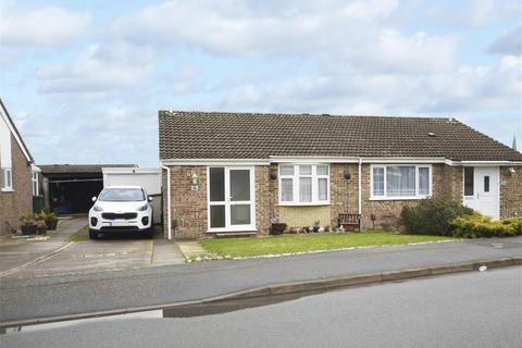 2 bedroom semi-detached bungalow for sale - Mallows Drive, Raunds, Northamptonshire