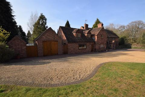 5 bedroom detached house for sale - Cuttle Pool Lane, Knowle, Solihull, B93 0AP