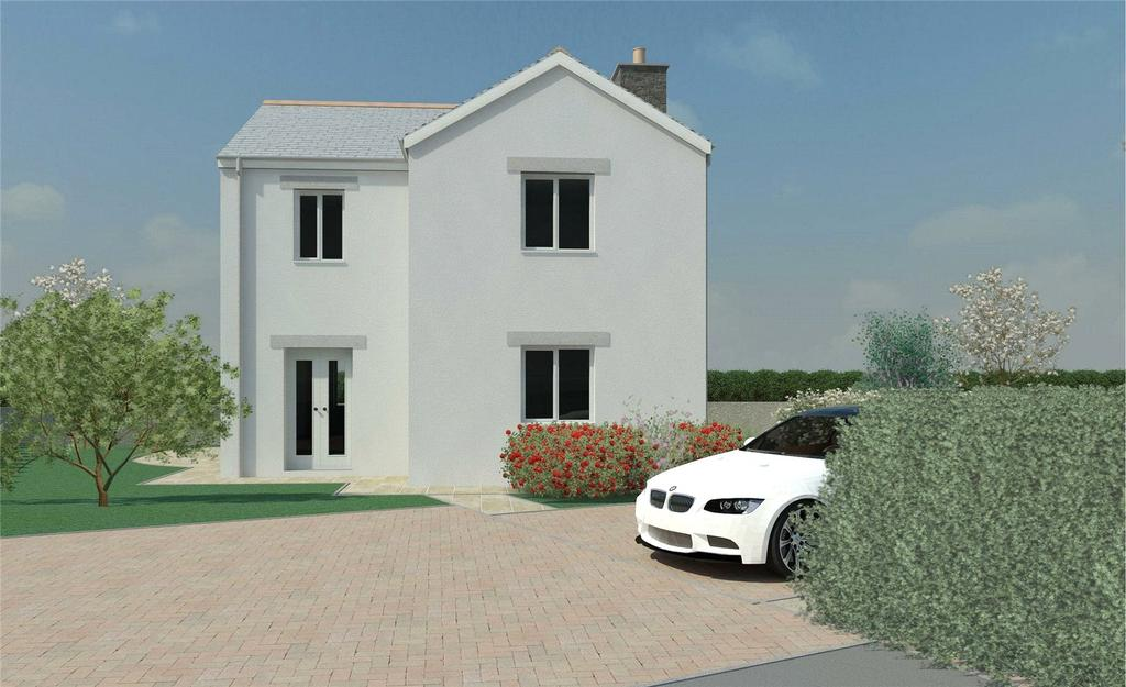 Plot 4 Rear View