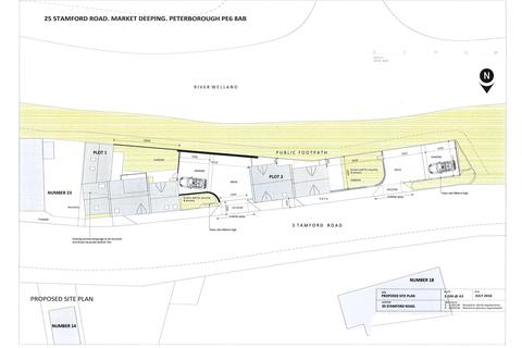 Land for sale - Stamford Road, Market Deeping, Peterborough, PE6