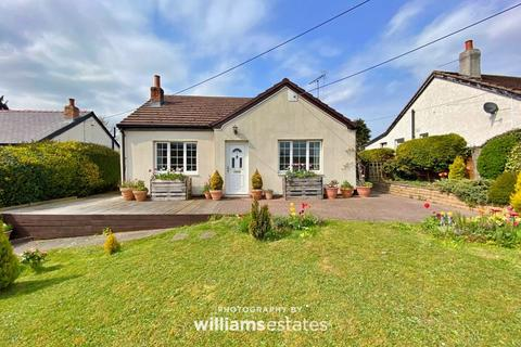 2 bedroom detached bungalow for sale - Newmarket Road, Dyserth