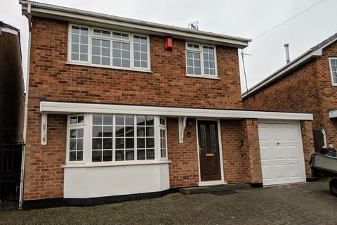 4 bedroom detached house to rent - Oaklands, Curdworth
