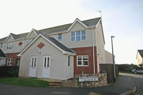 2 bedroom end of terrace house for sale - Bro Llechylched, Bryngwran