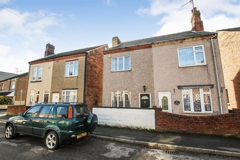 2 bedroom semi-detached house to rent - Cemetery Road, Leabrooks